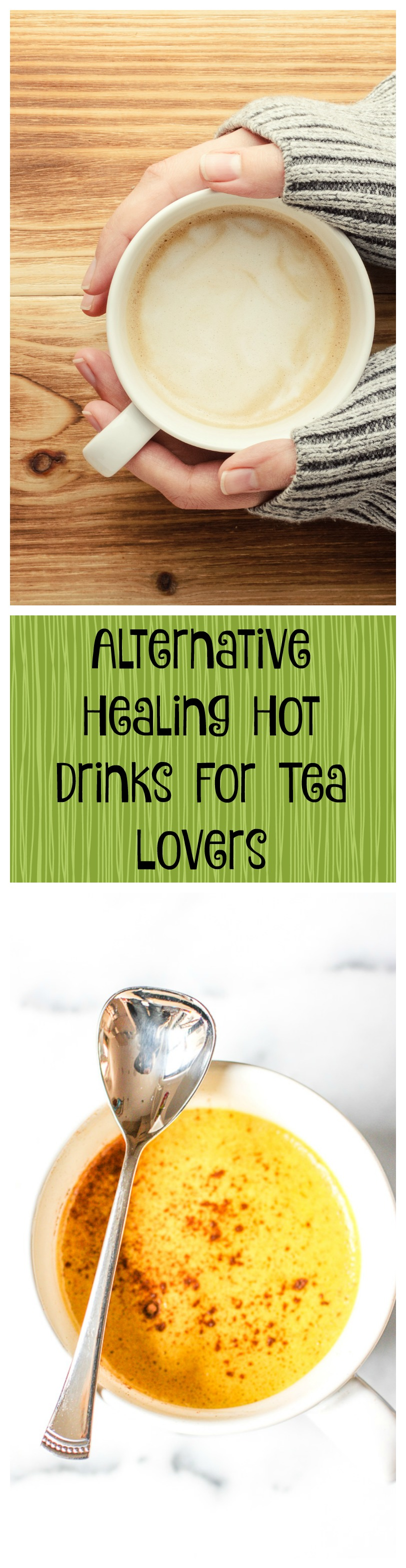 alternative healing hot drinks for tea lovers