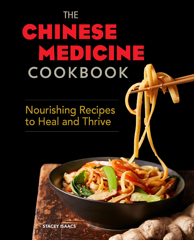 The Chinese Medicine Cookbook