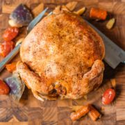 Whole Chicken Slow Cooker Recipe