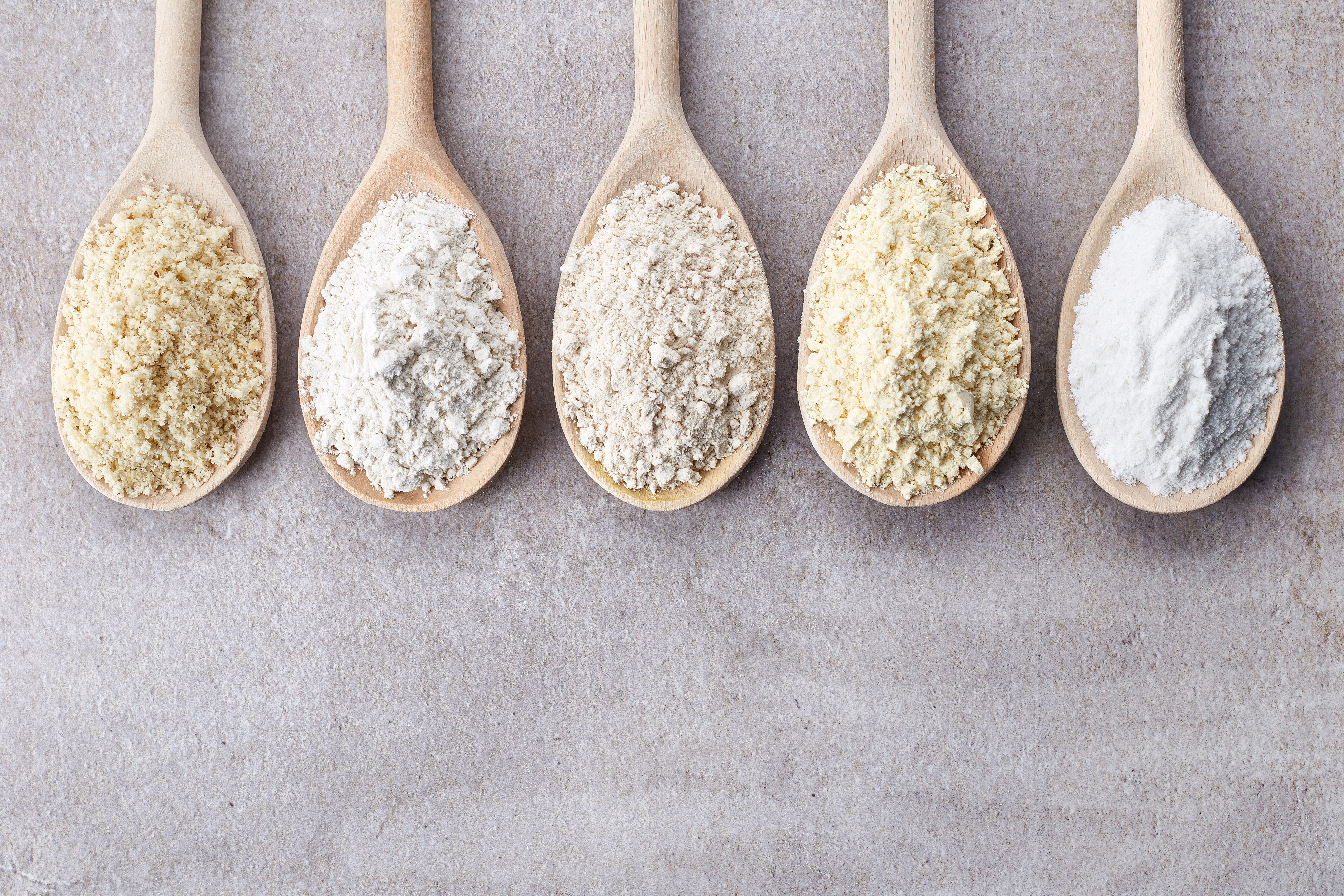 5 Grain Free Flours You Will Love